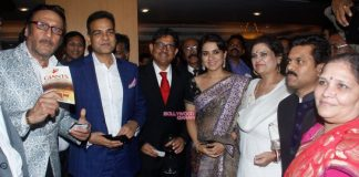 Poonam Dhillon, Jackie Shroff and Shaan grace Giants Awards 2015