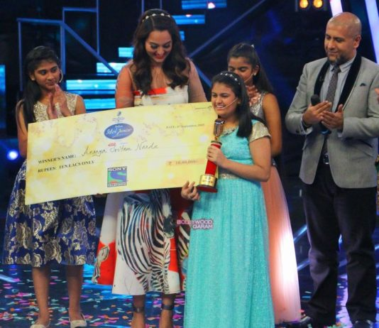 Ananya Nanda from Odisha wins Indian Idol Junior 2 – Photos