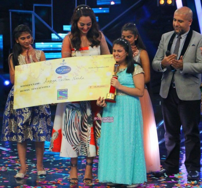 Indian idol jr 29