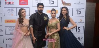 Lakme Fashion Week Winter/Festive 2015 Photos – Celebs on Day 5