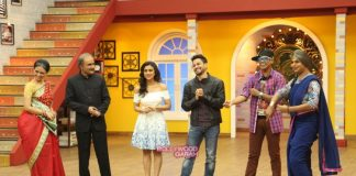Kunal Khemu and Zoa Morani promote Bhaag Johnny on Life OK's Comedy Classes