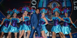 Salman Khan launches Bigg Boss-Double Trouble at press event – Photos