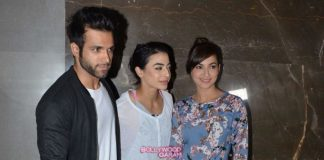 Gauhar Khan, Vj Bani and others catch premiere of The Intern