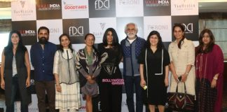 Judges select finalists at Vogue India Fashion Fund