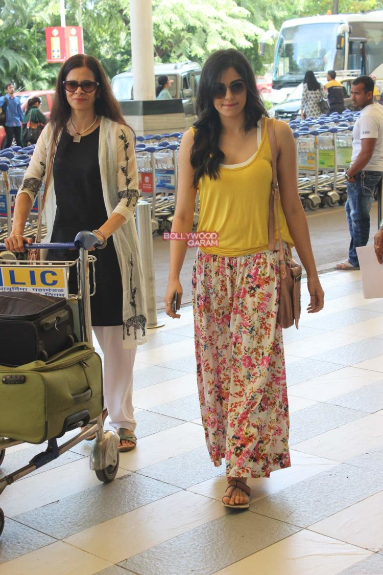 adah sharma airport6