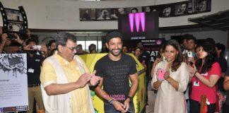 Farhan Akhtar and Subhash Ghai inaugurate Celebrate Cinema 2015