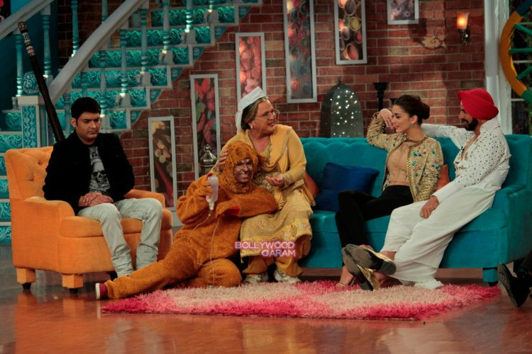 comedy nights singh is bling1
