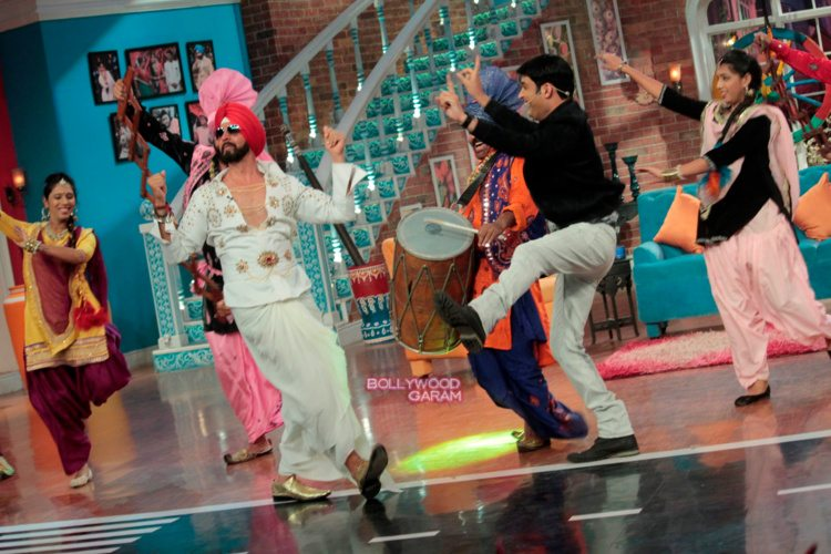 comedy nights singh is bling3