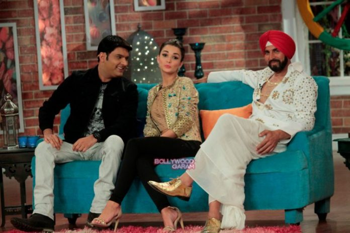 comedy nights singh is bling6