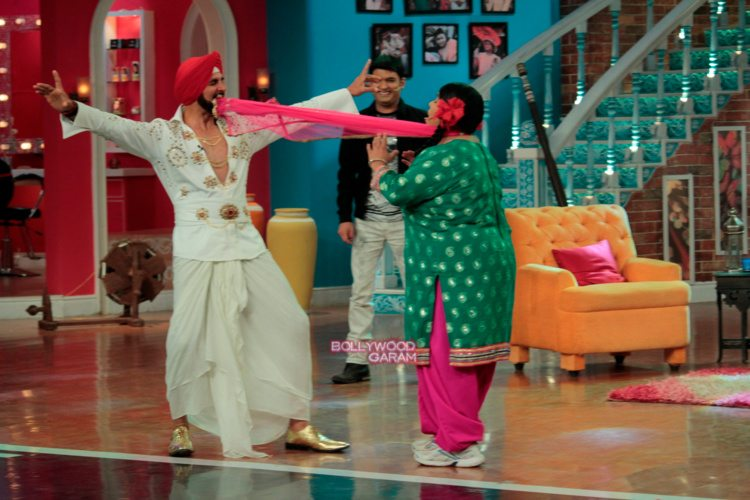 comedy nights singh is bling8