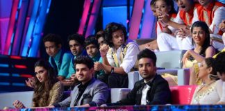 Salman Khan, Athiya Shetty and Sooraj Pancholi shake a leg on Dance + – Photos