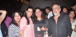 Suniel Shetty and Mana Shetty host Hero special screening