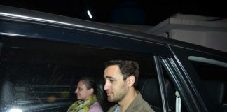 Imran Khan and Avantika Malik spend quality time at PVR