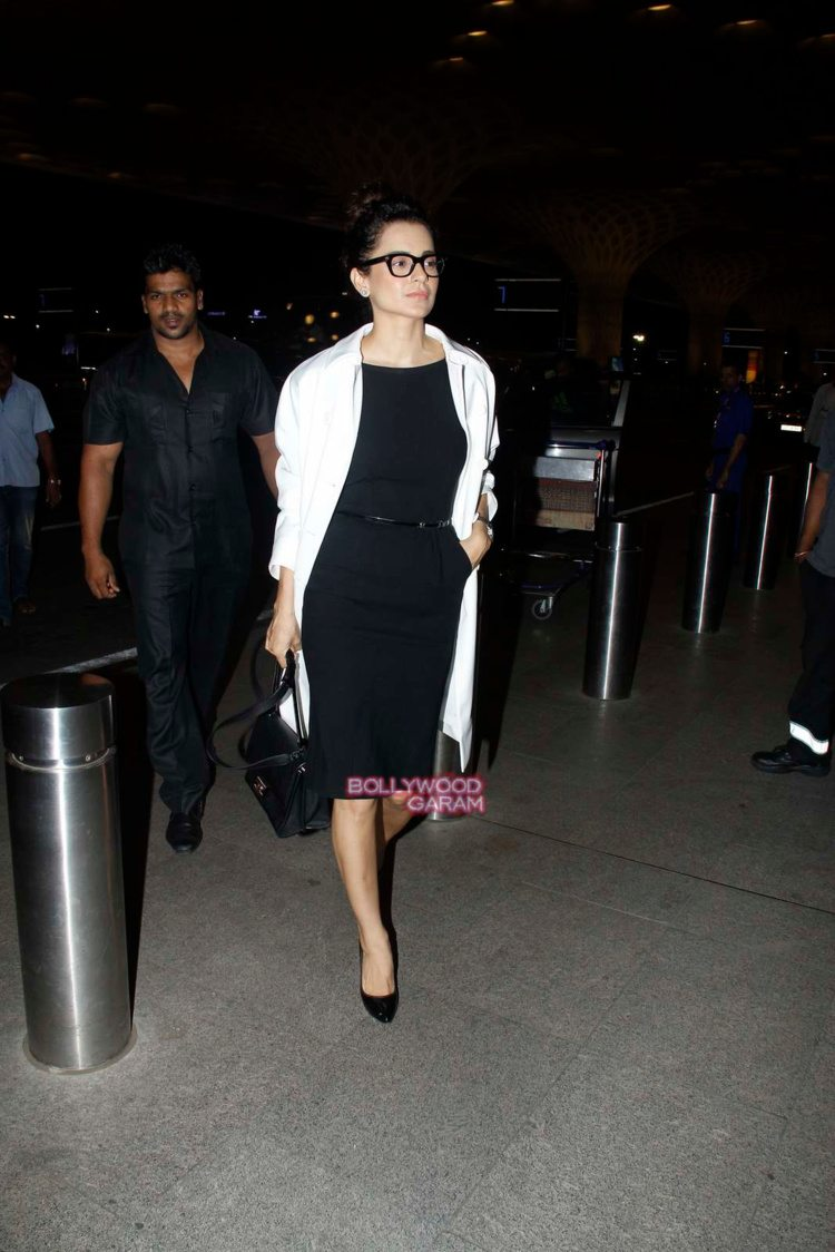 kangana ranaut leaves paris1