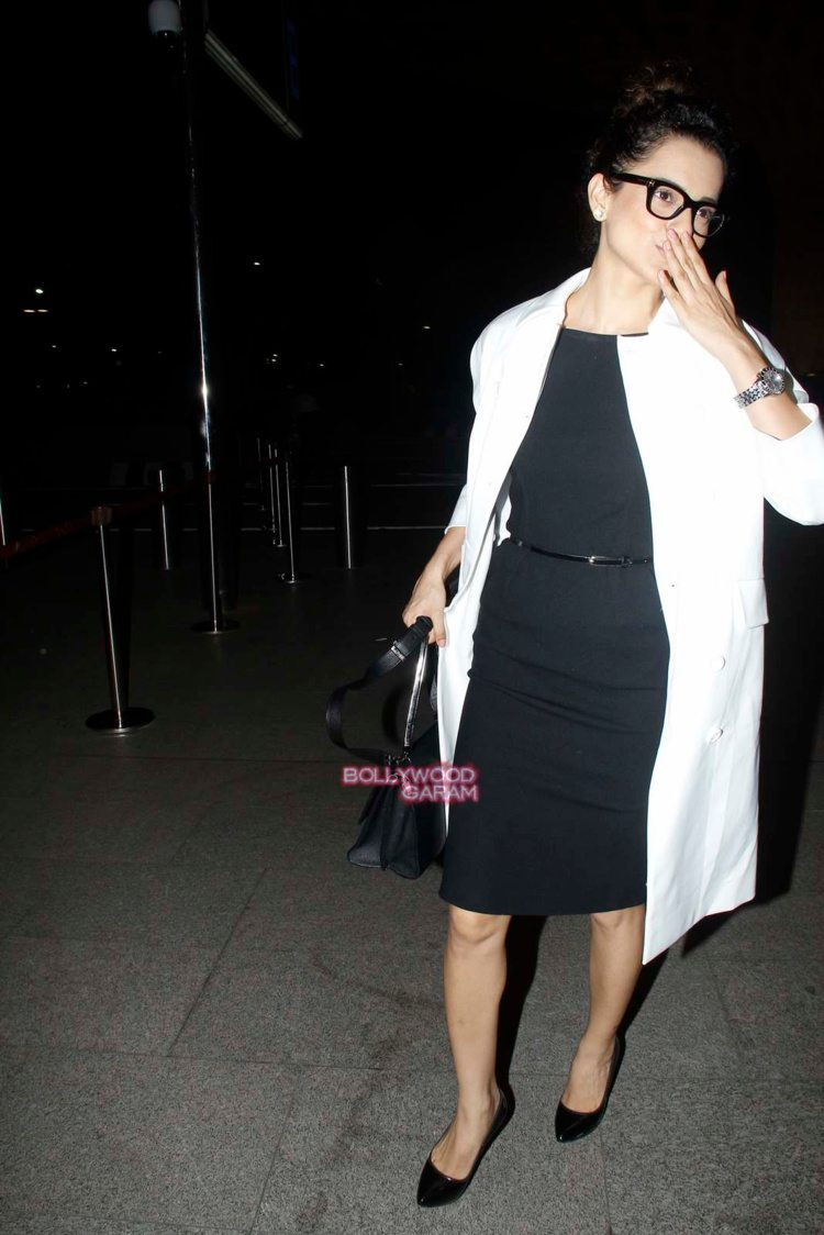 kangana ranaut leaves paris6