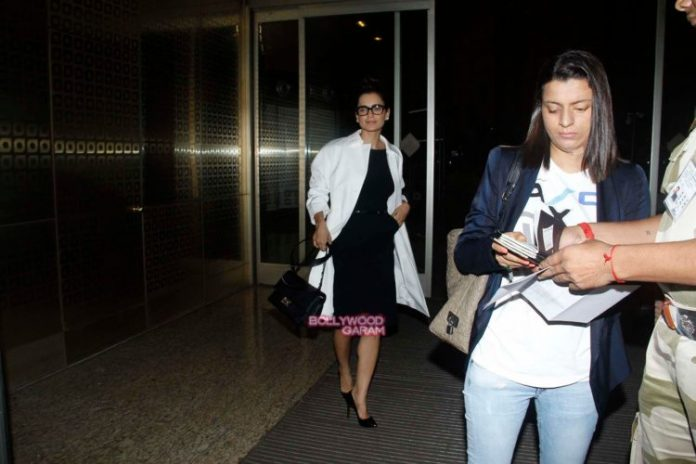 kangana ranaut leaves paris7