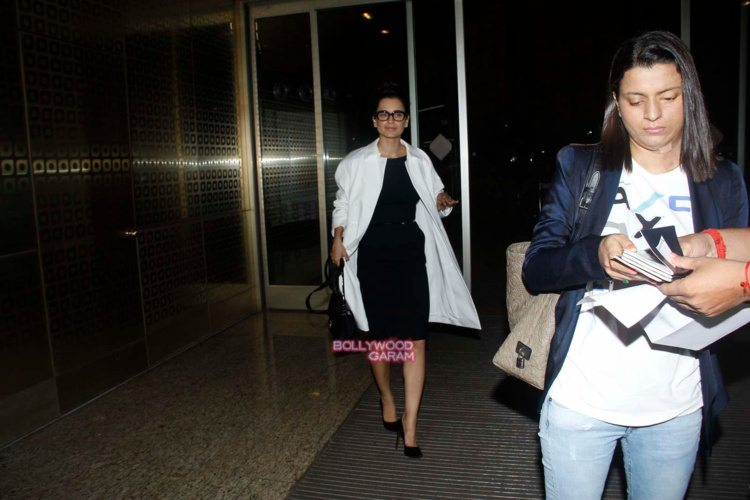 kangana ranaut leaves paris8