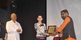 Stylish Karisma Kapoor launches Tatyarao Lahane's book