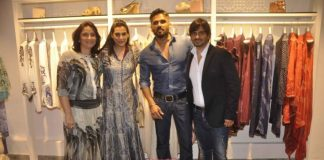 Kalki Koechlin, Suniel Shetty and Mana Shetty adore collection at Kashish Store – Photos