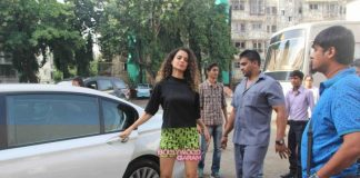 Kangana Ranaut and Imran Khan at Katti Batti promotions