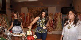 Pallavi Jaikishan showcases Diffusion collection – Photos