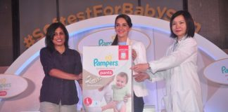 Tara Sharma and Mandira Bedi at Pampers event – Photos