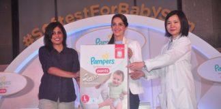 Tara Sharma and Mandira Bedi at Pampers event – Photos