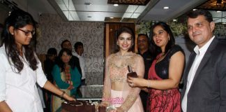 Prachi Desai launches Forevermark diamonds