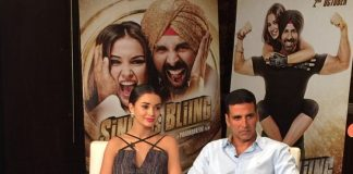 Akshay Kumar and Amy Jackson talk about Singh Is Bling