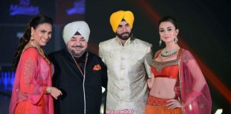 Akshay Kumar and Lara Dutta promote Singh is Bling at Style and Sikh show – Photos