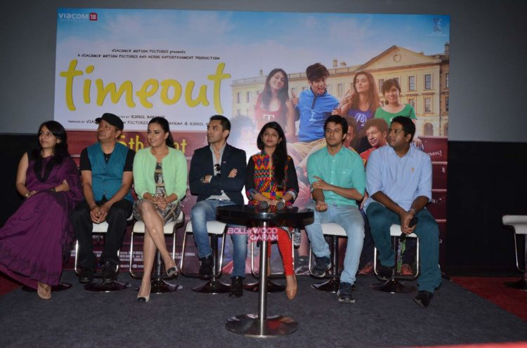 time out press meet7