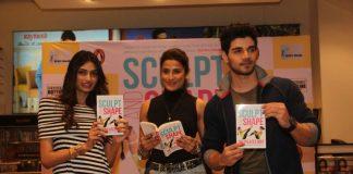 Athiya Shetty and Sooraj Pancholi launch Yasmin Karachiwala's book