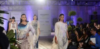 Amazon India Fashion Week Spring/Summer 2016 Photos – Anamika Khanna showcases collection on Day 3