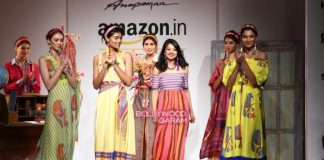 Amazon India Fashion Week Spring/Summer 2016 Photos – Anupama Dayal showcases collection on Day 3