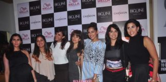 Mandira Bedi, Vidya Malvade and others at JCB Salon event