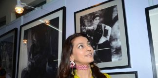 Juhi Chawla inaugurates J.P Singhal's art exhibition – Photos
