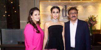 Karisma Kapoor launches TBZ Jewellery store