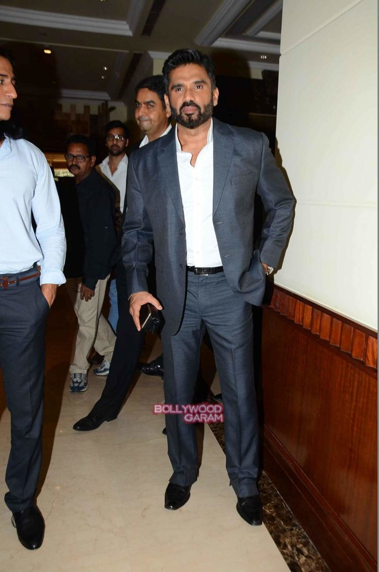 Suniel shetty fitness 1