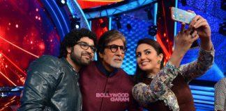 Amitabh Bachchan premieres Aaj Ki Raat Hai Zindagi TV show