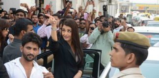 Aishwarya Rai launches Longines new  collection in Delhi