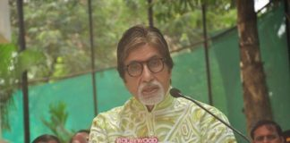 Amitabh Bachchan 73rd birthday celebrated amidst fans and media – Photos
