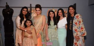Celebs walk the ramp at Amy Billimoria's fundraiser event – Photos