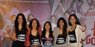 Bold and beautiful girls promote Angry Indian Goddesses – Photos