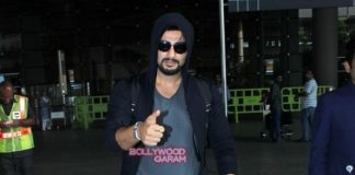 Arjun Kapoor returns from Global Citizen Festival in New York