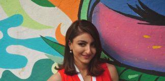 Soha Ali Khan at Asian Paints green painting event – Photos