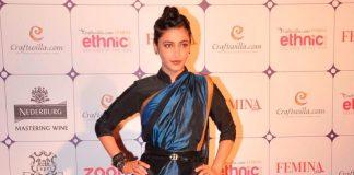 Shruti Haasan and Mini Mathur glitter at Craftsvilla Awards event 2015