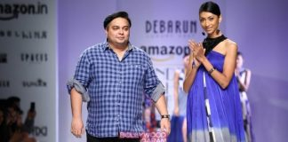 Amazon India Fashion Week Spring/Summer 2015 Photos – Debarun showcases collection on day 5