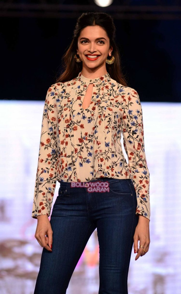 Deepika Padukone Unveils New Collection By Myntra