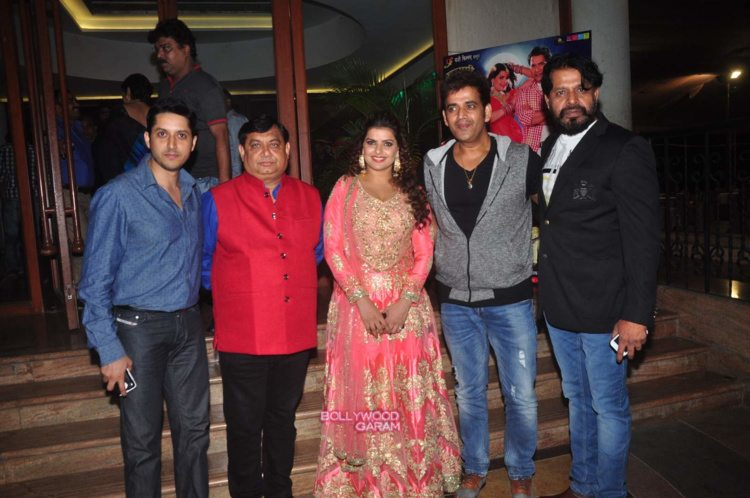 ghulami music launch2