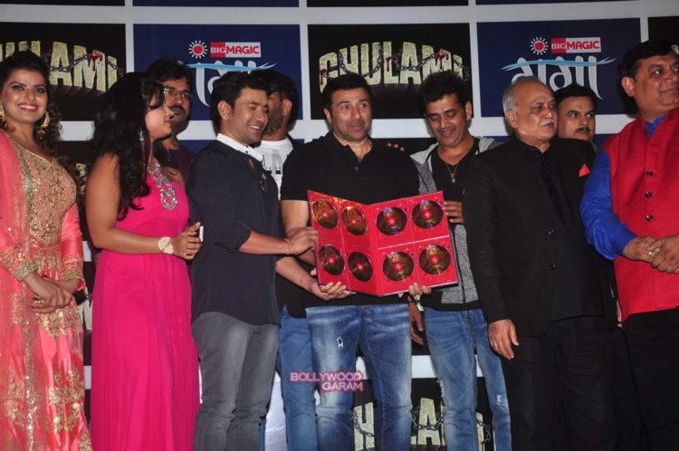 ghulami music launch6